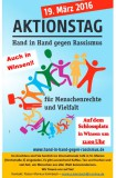 Aktionstag gg Rassismus 19.03.2016