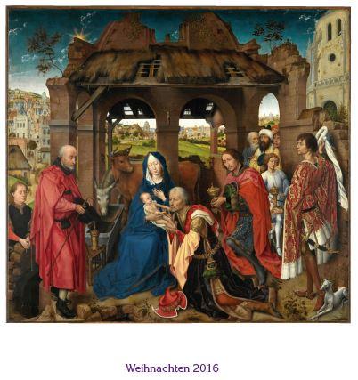 Weihnachtsbrief von Bischof Meister – St. Marien in Winsen