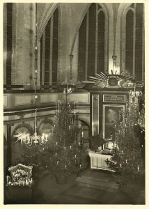 Weihnachten 1955 (c) J.Klahn